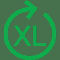 Het logo van XL deploy