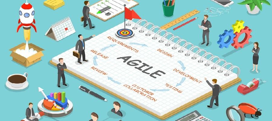 Samenwerking volgens Agile