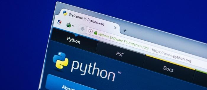 Programmeren in Python