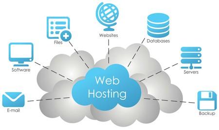 Verschillende soorten webhosting varianten