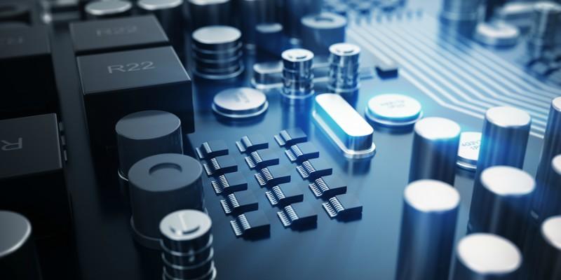 Quantum computer techniek