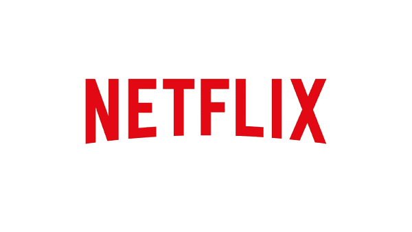 Logo van Netflix