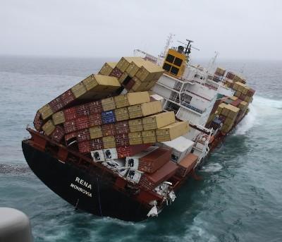Docker containers opschonen