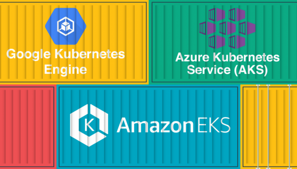 AKS-GKE-EKS-kubernetes-services